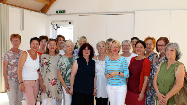 Teilnehmerinnen Frauenbrunch